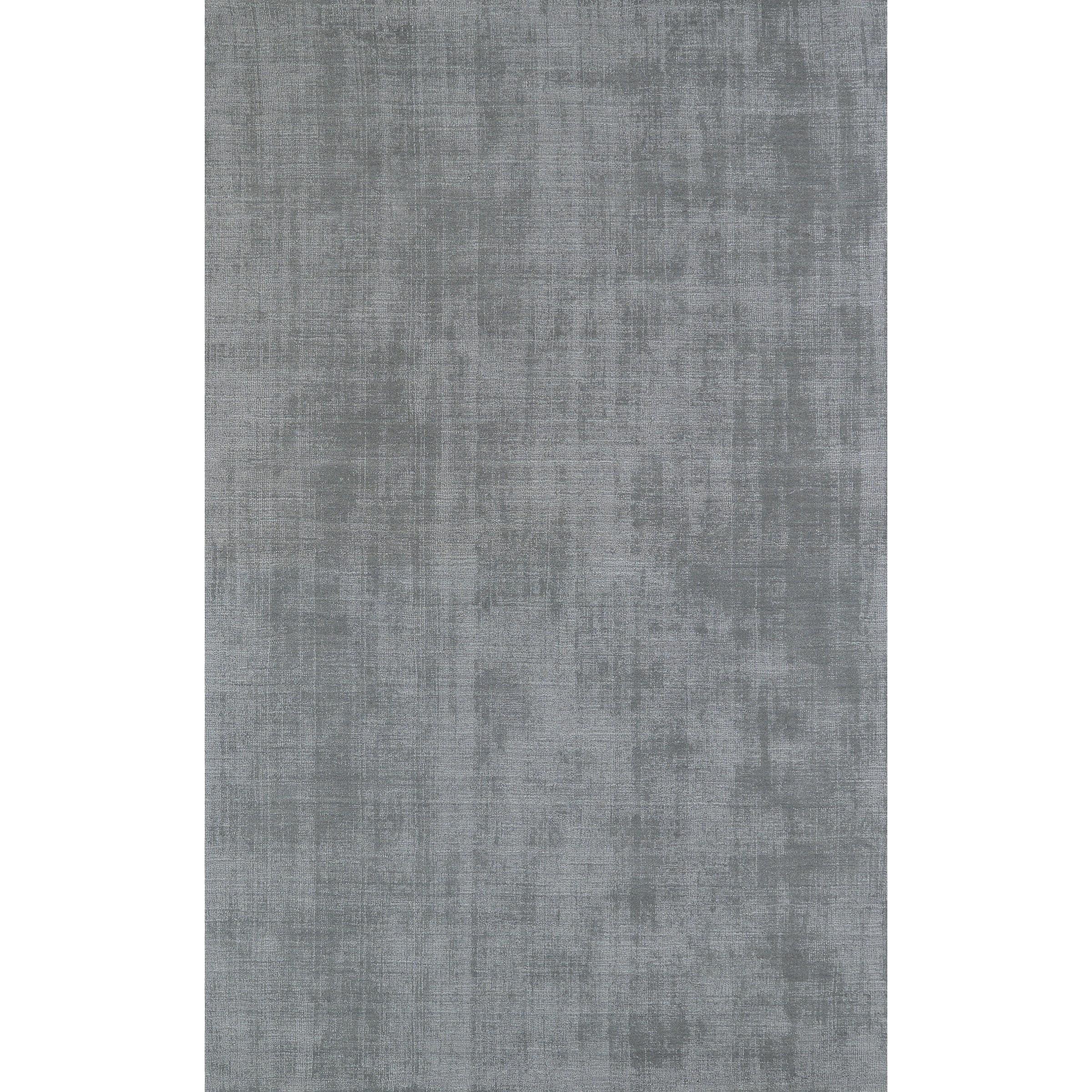 Silver 9'X13' Rug