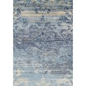 "Dalyn Lavita Denim 7'10""X10'7"" Rug - Item Number: LV521DE8X11"