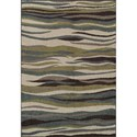 "Dalyn Marcello Multi 3'3""X5'1"" Rug - Item Number: MO736MU3X5"