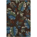 "Dalyn Maui Chocolate 5'X7'6"" Rug - Item Number: MM1CH5X8"