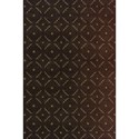 """Dalyn Radiance Chocolate 9'6"""" X 13'2"""" Rug - Item Number: RD814CH10X14"""