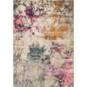 "Dalyn Rossini Ivory 9'6""X13'2"" Rug - Item Number: RS112IV10X13"