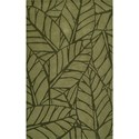 "Dalyn Santino Fern 3'6""X5'6"" Rug - Item Number: SO41FE4X6"