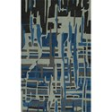 "Dalyn Santino Steel 5'X7'6"" Rug - Item Number: SO47ST5X8"