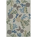 "Dalyn Seaside Linen 5'X7'6"" Rug - Item Number: SE13LI5X8"