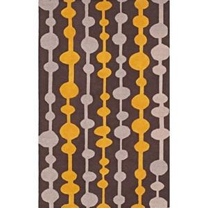 Dalyn Tones Carbon 8'X10' Rug