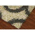 Dalyn Visions Walnut 8'X10' Rug