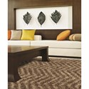 Dalyn Visions Taupe 9'X13' Rug