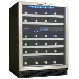 Danby Wine Coolers and Beverage Centers 5.1 Cu. Ft. Wine Cooler