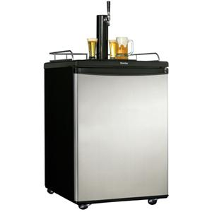 Danby Compact Refrigerators 5.8 Cu. Ft. Keg Cooler