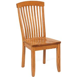 Daniel's Amish Shaker Empire Side Chair
