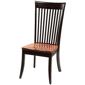 Daniel's Amish Carleton Side Chair