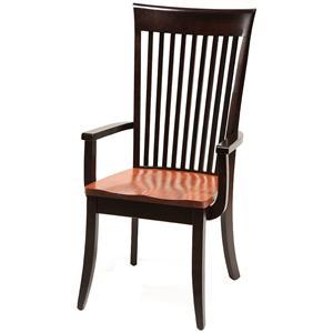 Daniel's Amish Carleton Arm Chair