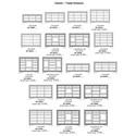 Daniel's Amish Classic 8-Drawer Triple Dresser