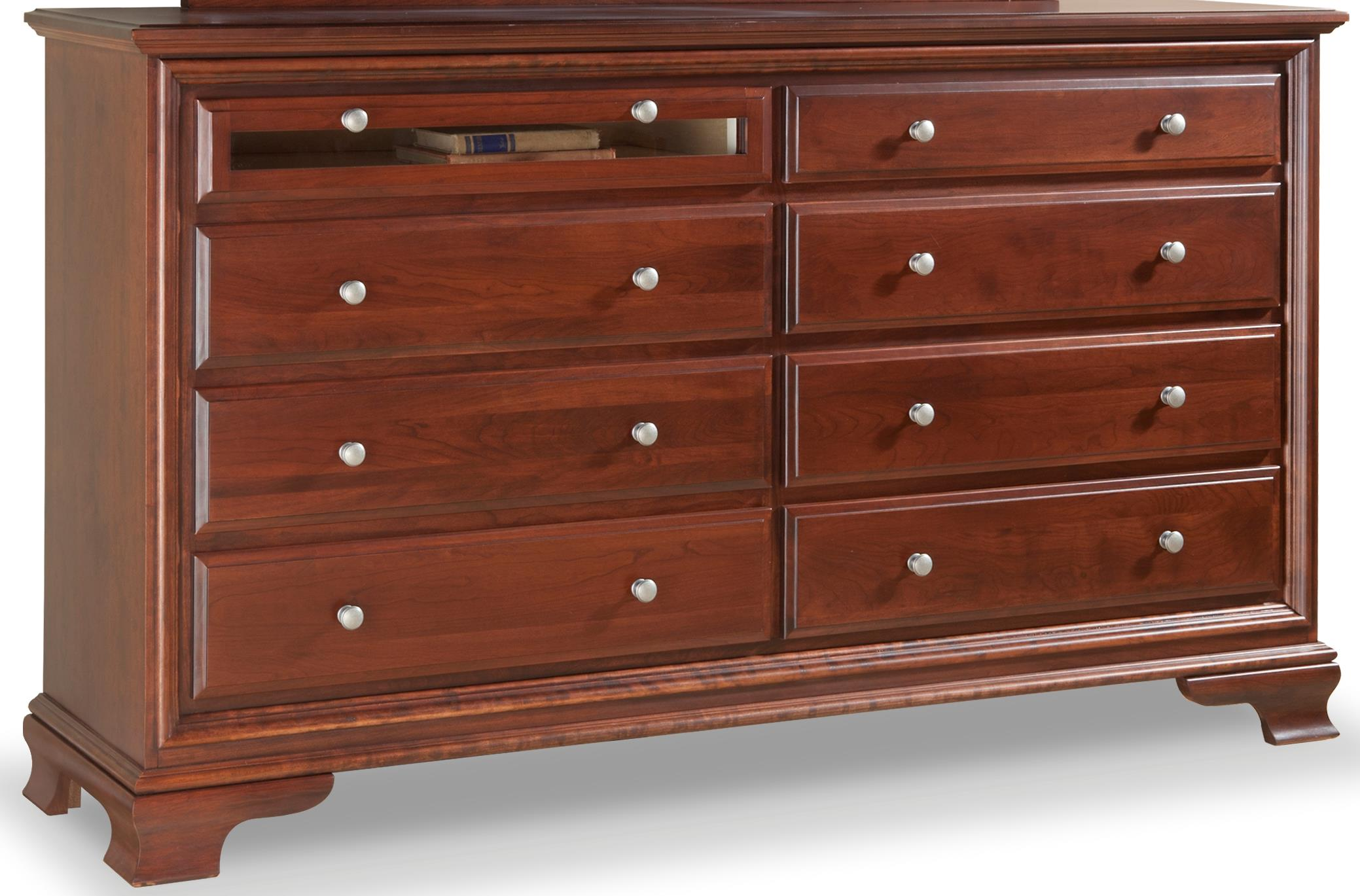 Classic Dresser by Daniels Amish at Virginia Furniture Market