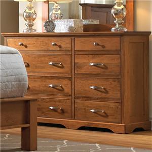 Daniel's Amish Elegance Dresser