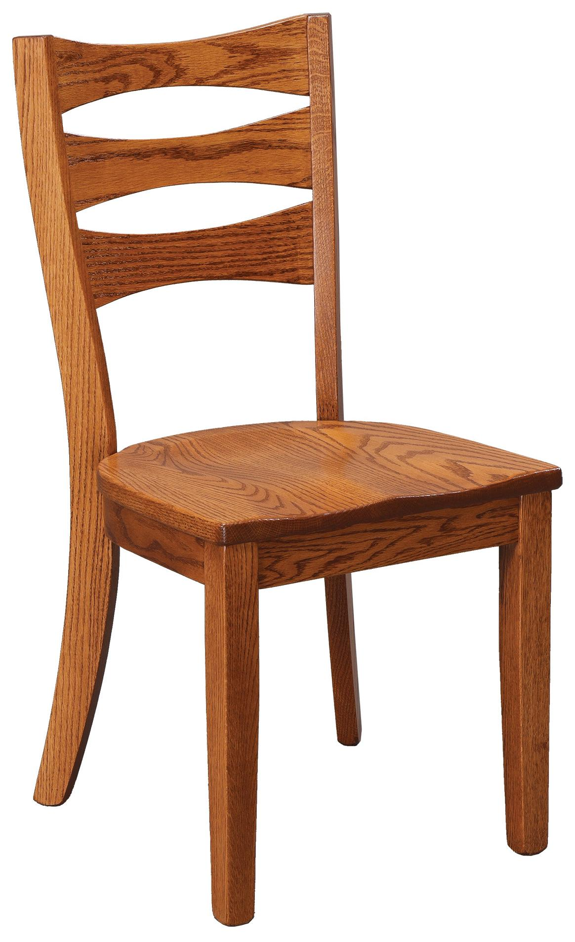 Daniel S Amish Chairs And Barstools Sierra Dining Side