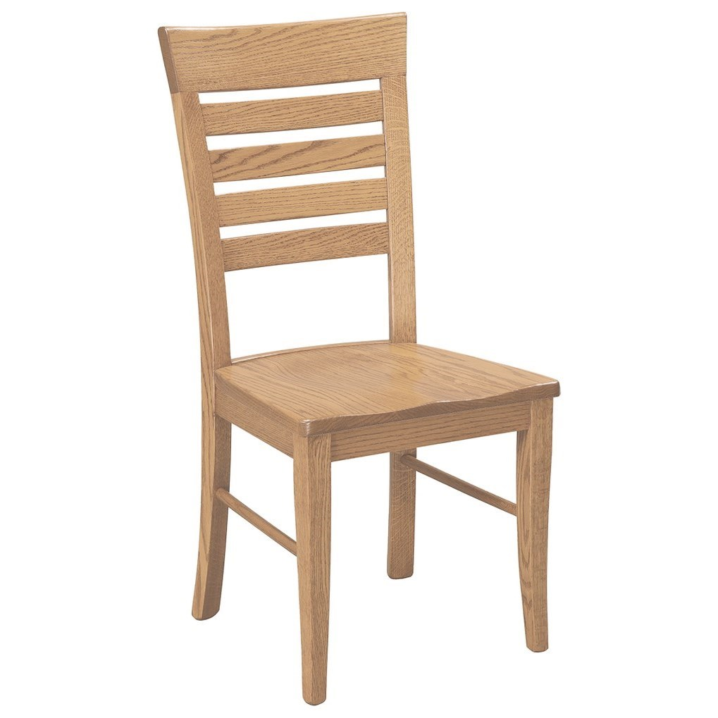 Ashley Furniture Horseheads Ny: Daniel's Amish Chairs And Barstools Metro Ladder Dining