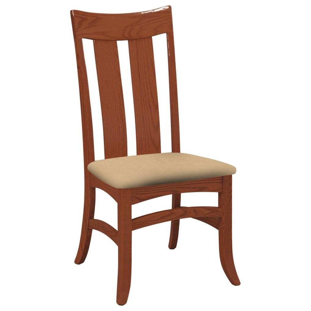 Barstools Galveston Side Chair