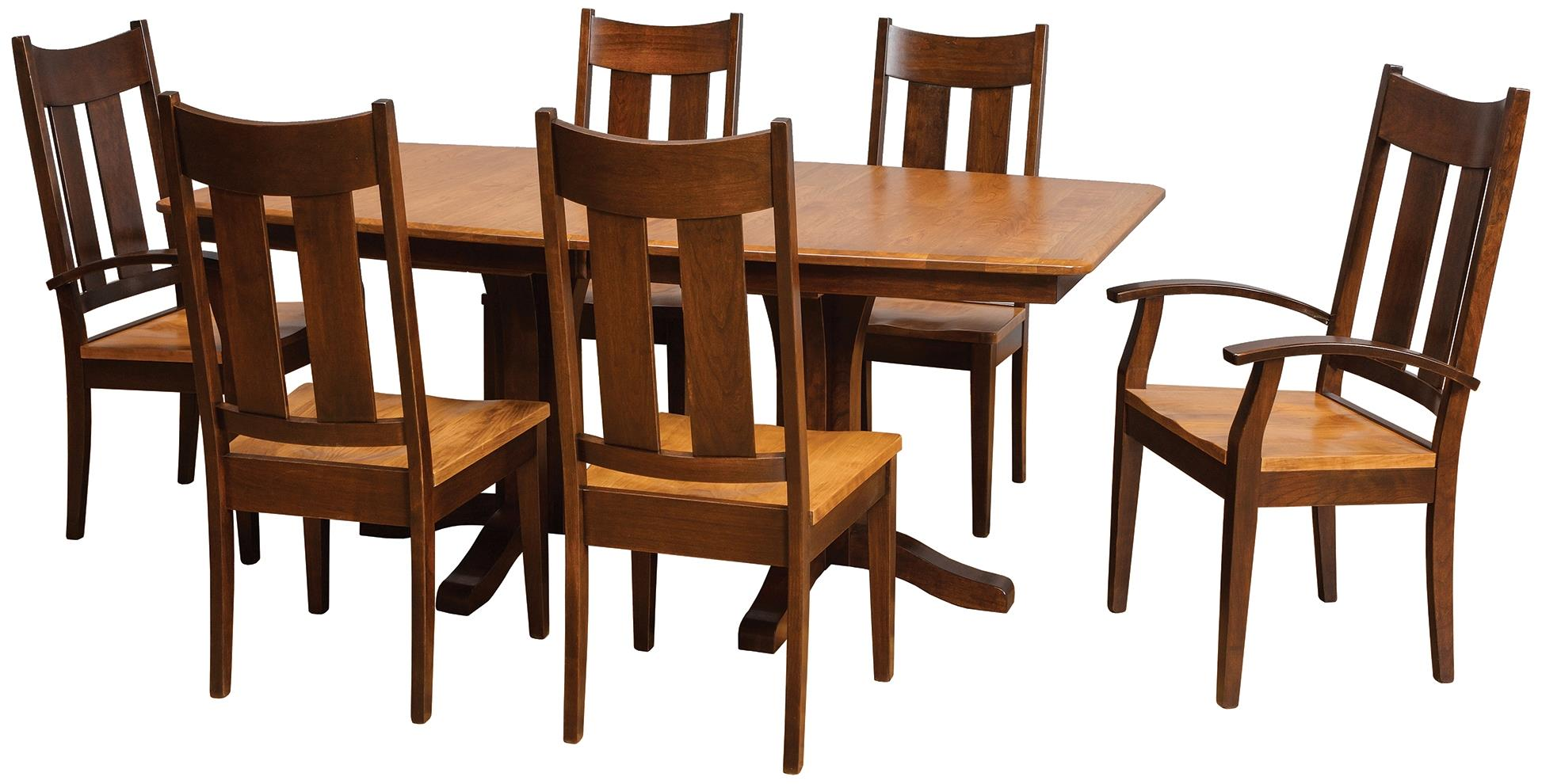 Daniel 39 s amish chairs and barstools tampa arm chair h l for H furniture ww chair