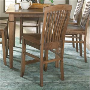 Daniel's Amish Middleton Dining Stool