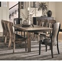 Daniel's Amish Eastchester Formal Dining Room Group - Item Number: EAS Dining Room Group 1