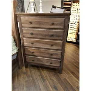 Daniel's Amish Lewiston Chest