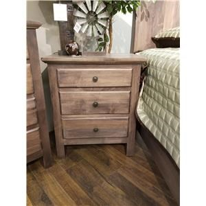 Daniel's Amish Lewiston Nightstand