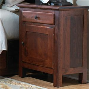 Daniel's Amish Lewiston Night Stand