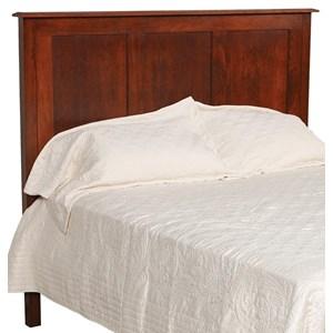 Daniel's Amish Manchester Panel Beds Queen Headboard