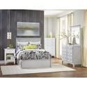 Daniel's Amish Mapleton Full Bedroom Group - Item Number: 50 F Bedroom Group 2