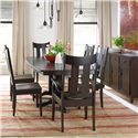 Daniel's Amish Millsdale 7 Piece Dining Table and Chair Set