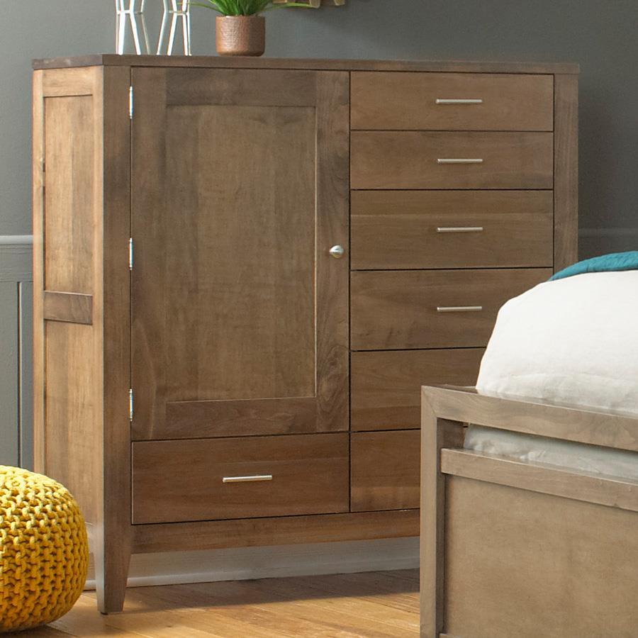 Daniel's Amish Nouveau Double Dresser - Item Number: 354524625