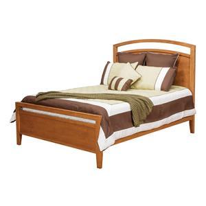 Queen Nouveau Bed