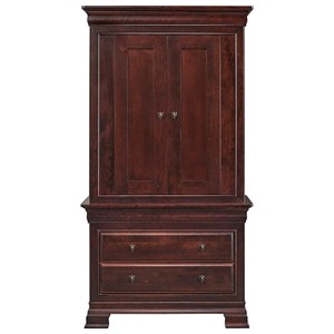 Daniel's Amish Paris Armoire