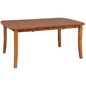 "42"" Solid Wood Table"