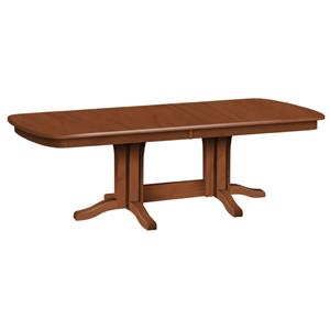 Daniel's Amish Tables Customizable Solid Wood Millsdale Table