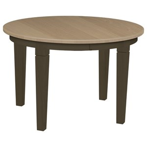Daniel's Amish Tables Oval Leg Table