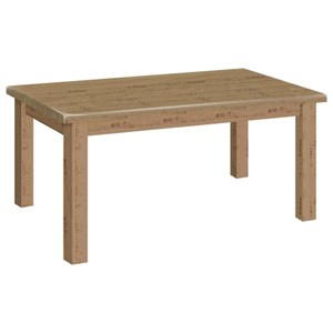 "Daniel's Amish Westchester 84"" Dining Table"