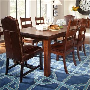 Daniel's Amish Westchester Solid Wood Dining Set