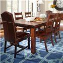 Daniel's Amish Westchester Solid Wood Dining Set - Item Number: WESTCHESTER+521964708