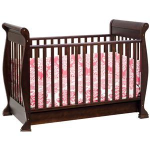 DaVinci Cribs and Cradles Anastasia 4-in-1 Crib