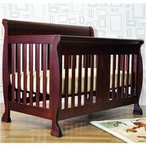 DaVinci Cribs and Cradles Porter 4-in-1 Crib