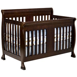 DaVinci Cribs and Cradles Porter 4-in-1 Crib