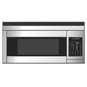 Dcs Microwaves 1 Cu Ft Over The Range Microwave