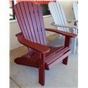 VFM Basics-HM Adirondack Adirondack Chair - Item Number: 288841