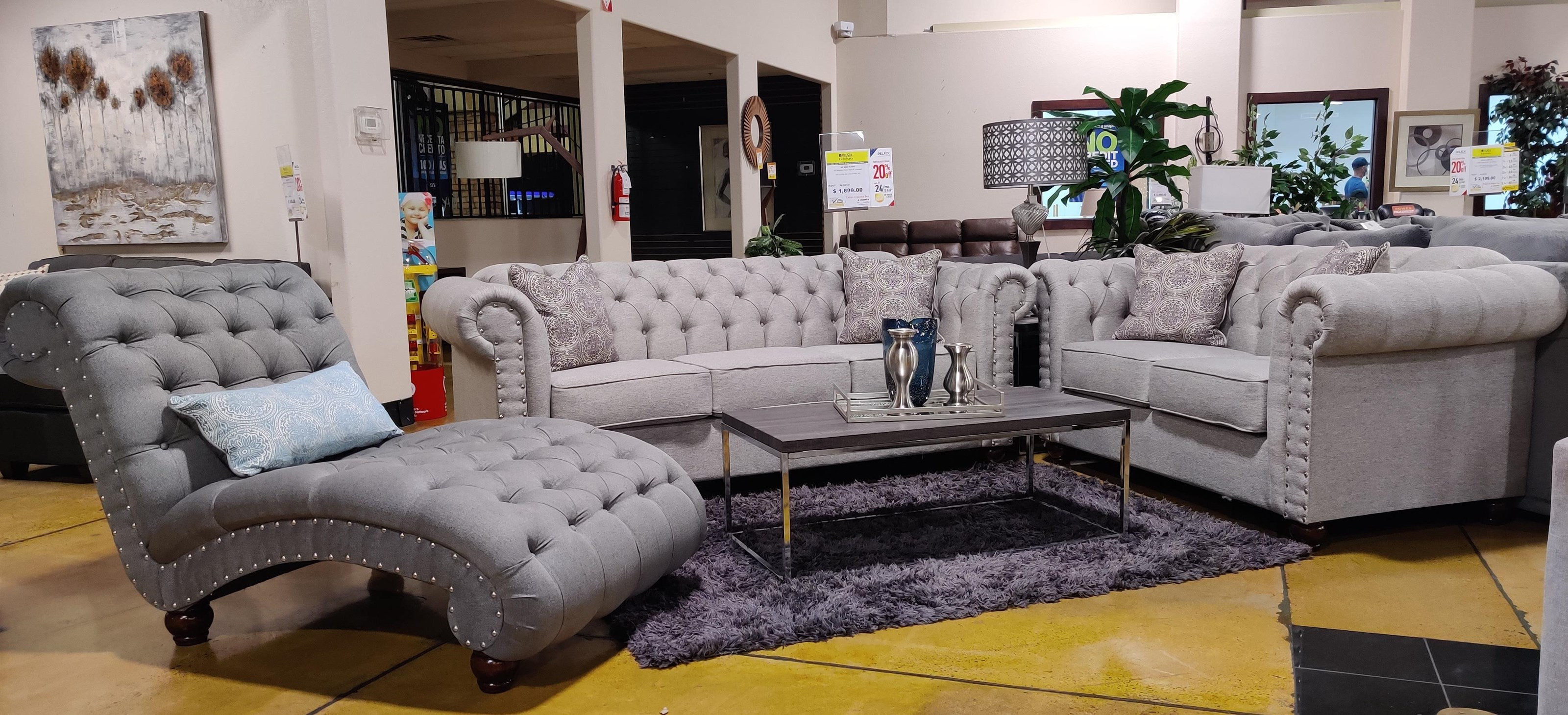 Sofa Love and Chaise