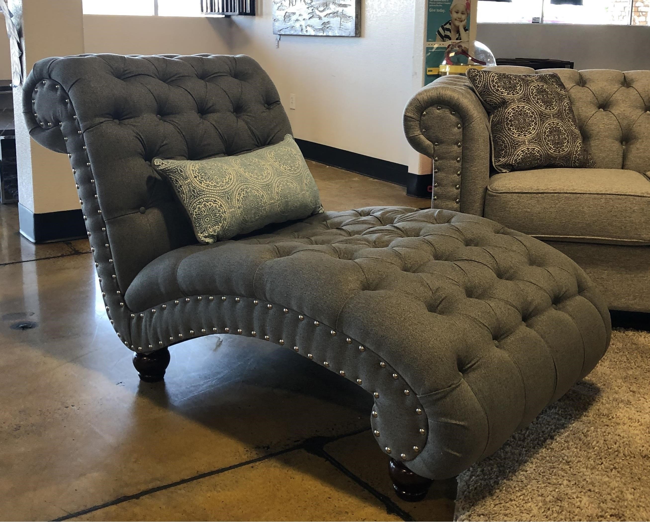 900 Lounge Chaise by Phoenix Custom Furniture at Del Sol Furniture