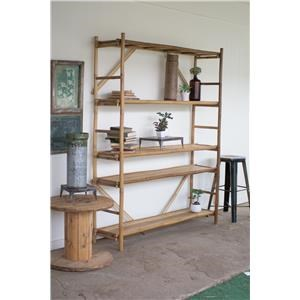 Rotmans Choice Accessories Bamboo Display Shelf