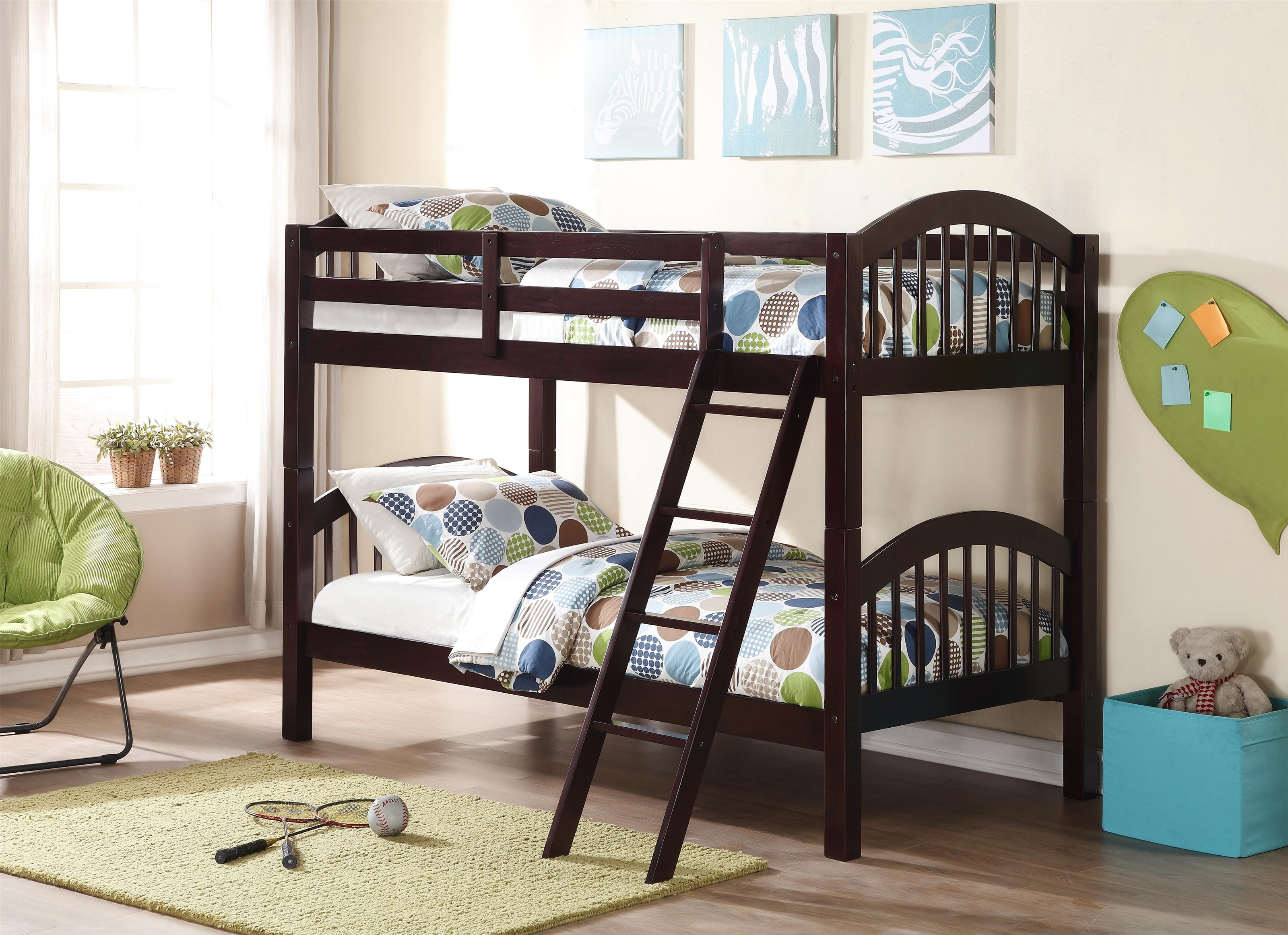 BB1262 Bunkbed by Household Furniture Direct at Household Furniture